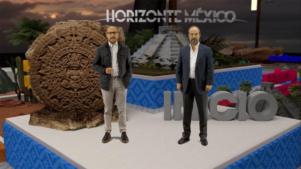 HORIZONTE MÉXICO PROMOCIÓN TURÍSTICA MÉXICO 01