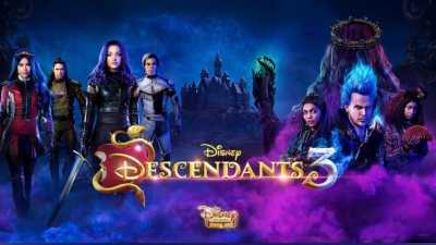 Descendants 3 Hindi + Eng Full Movies Dual Audio 480p 2019
