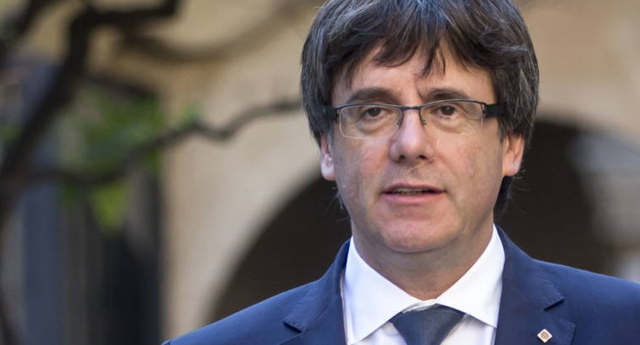 Prisión preventiva para Puigdemont en Alemania mientras tramita su extradición a España