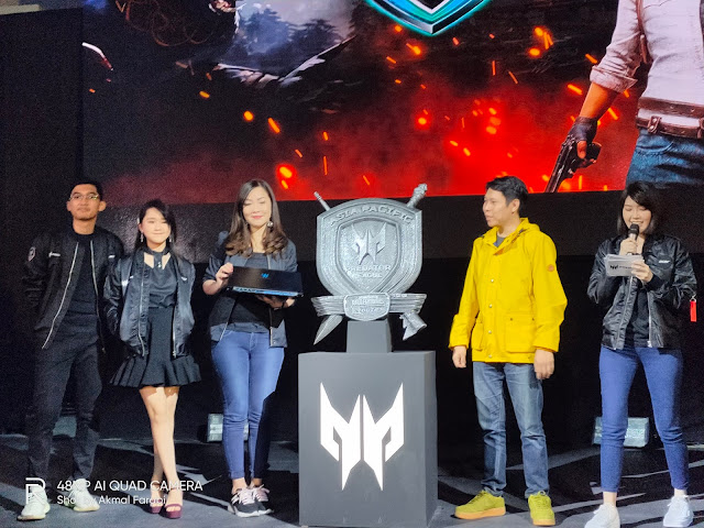 Menyambut Gelaran Asia Pacific Predator League 2020, Acer Siapkan Total Prize Pool USD 400.000