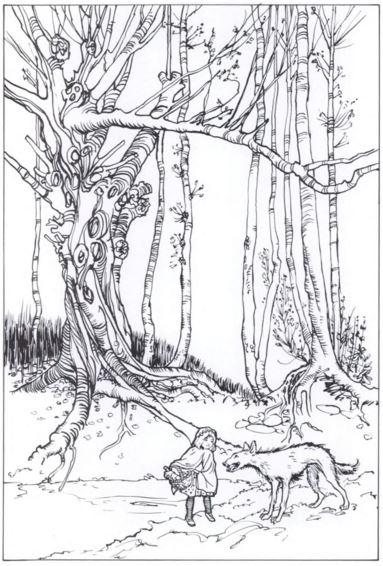 surlalune fairy tales blog coloring book week rackham's