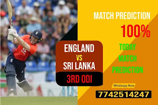 Eng vs SL Dream11 Team Prediction, Fantasy Cricket Tips & Playing 11 Updates for Today's Sri Lanka tour of England ODI 2021 - 3 July, 2021 at 3:30 PM