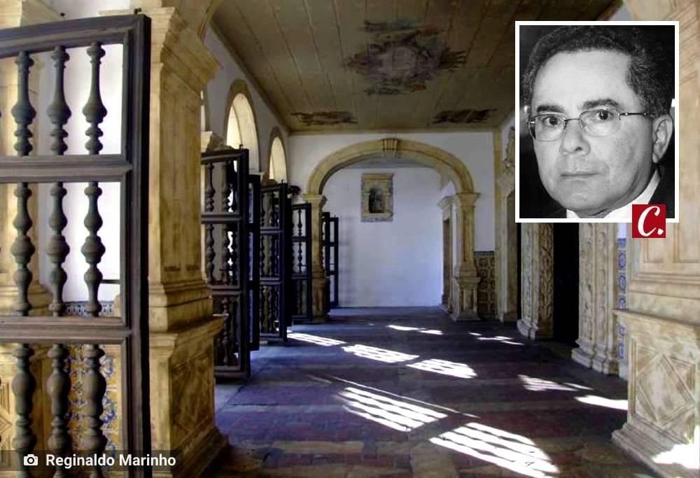literatura paraibana convento sao francisco joao pessoa