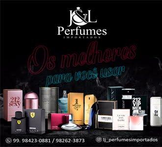 J&L PERFUMES IMPORTADOS