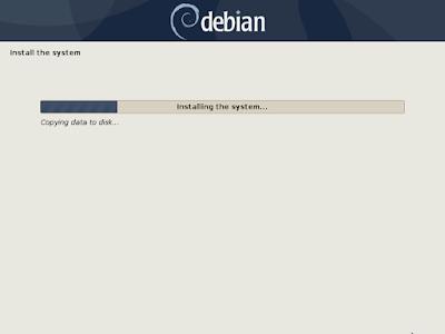 Cara Install Debian 10 (Buster) Minimal Server