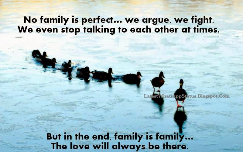 Best Importance of family Quotations in English - Whatsapp ...Quotes About Family English