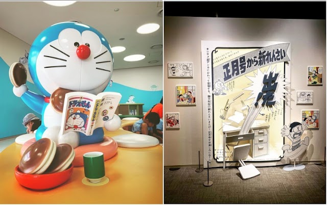 Find your childhood in the Doraemon Museum attracting tourists in Japan