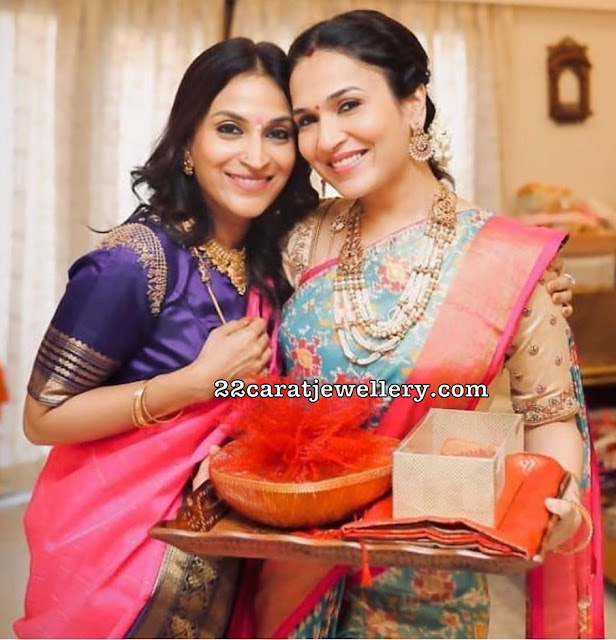 Soundharya Rajinikanth Designer Beads Set