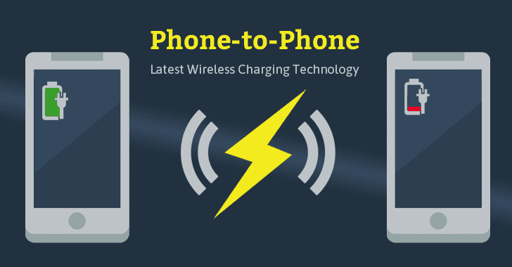 Sony Is Working On Mobile-to-Mobile Wireless Charging Technology