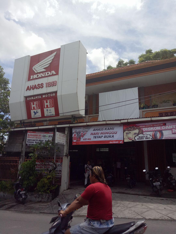 bengkel resmi sepeda motor honda indonesia