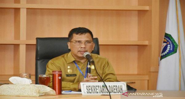 Ajudan Gubernur Kepri Positif COVID-19, 3 Hari yang Lalu Berada di Istana Negara