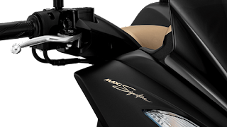 Baru, Yamaha Lexi S Signature