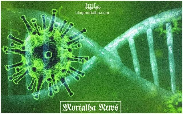 Imagem ilustrativa do vírus Covid-19, ou coronavirus