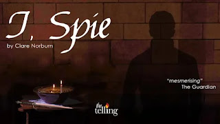Clare Norburn: I, Spie - The Telling