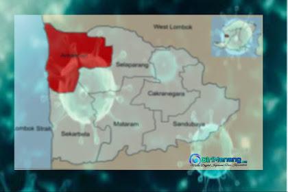 Ampenan Jadi Kecamatan Dengan Kasus Covid-19 Terbanyak di Mataram