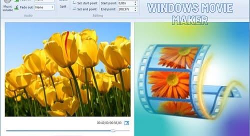 صانع أفلام Windows Movie Maker تحميل مباشر