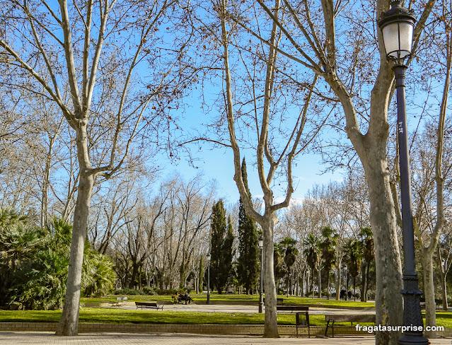 Parque del Oeste, Madri