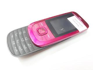 Hape Jadul Nokia 2220 Slide 2220s Phonebook 1000 Seken Mulus Kolektor Item