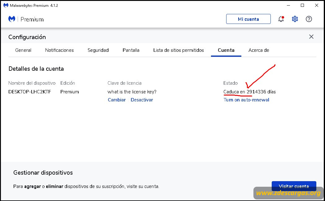 Malwarebytes Premium 2020 Full Español