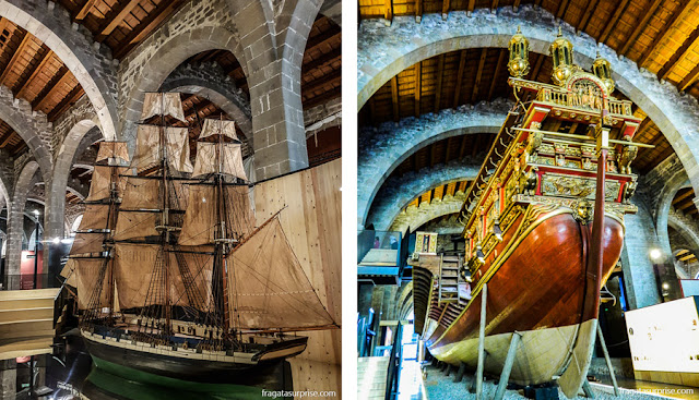 Museu Marítimo de Barcelona