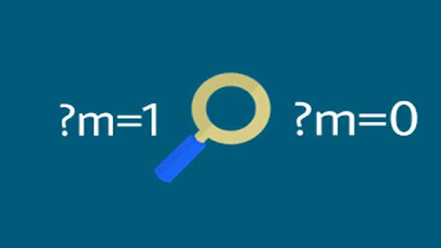 Cara Menghilangkan Kode ?m=1 dan ?m=0 pada URL Blog