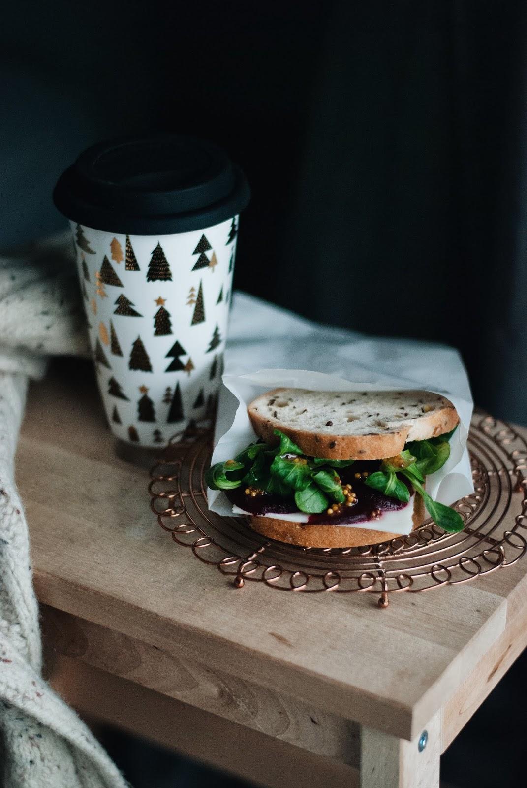 Kanapka bezglutenowa z chleba Schar