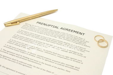 Trust But Don't Blindly Trust - Prenup Agreements
