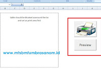 DOWNLOAD 4 JENIS VBA EXCEL PRINT DAN PRINT PREVIEW