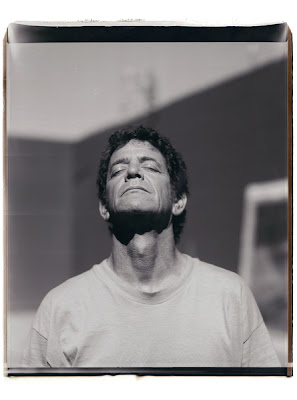 LOU REED by JULIAN SCHNABEL