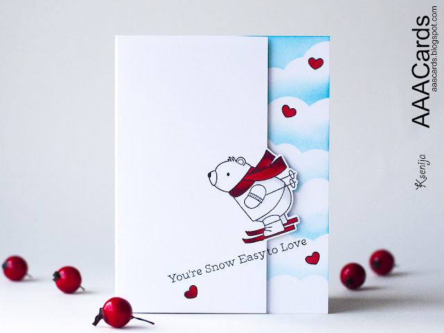 Die Cutting for Clean And Simple Cards