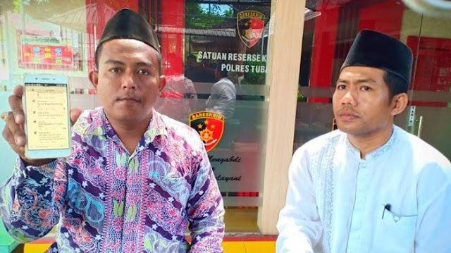Tidak Terima Disebut Binatang di Facebook, Pembina GP Ansor Lapor ke Polisi