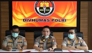 Melawan Polisi Saat Dibubarkan untuk Cegah Corona, Pidana Menanti