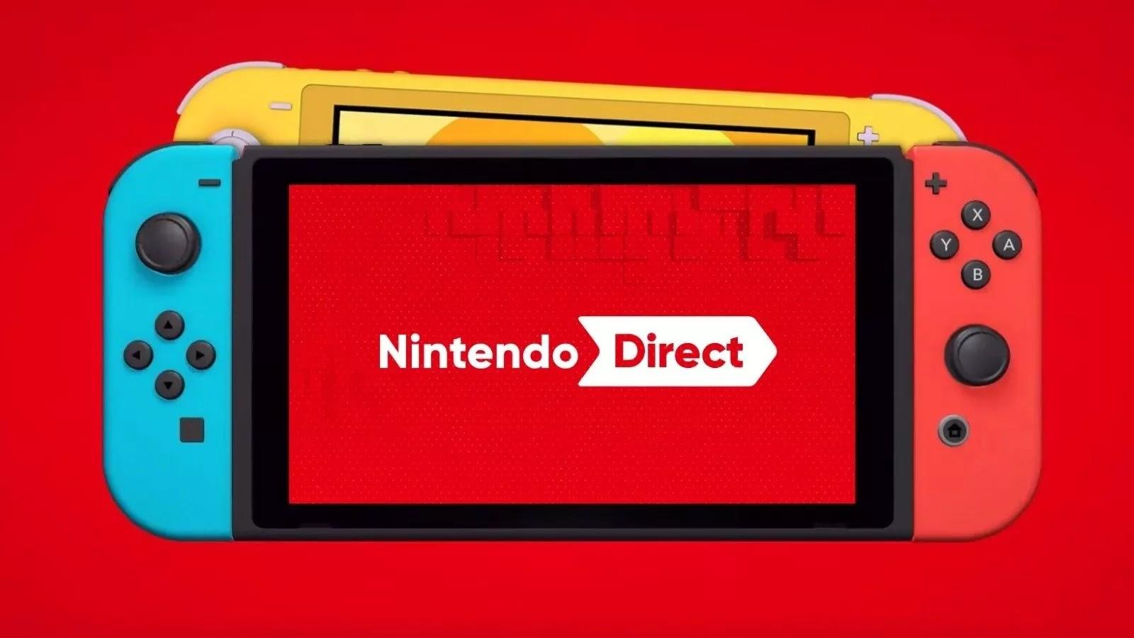 Nintendo Direct Gaming