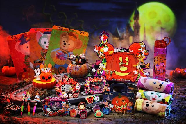 香港迪士尼樂園「Disney Halloween Time 2017」活動記錄 | Disney Magical Kingdom Blog