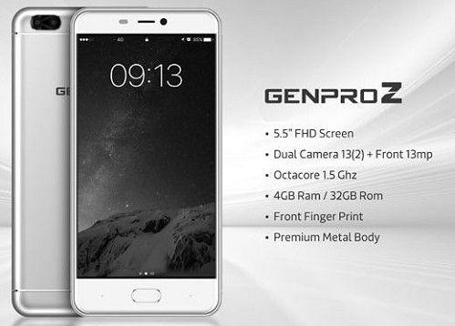 Evercoss Genpro Z Full Spesifikasi dan Harga Terbaru