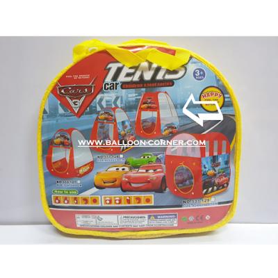 Tenda Anak Karakter CARS