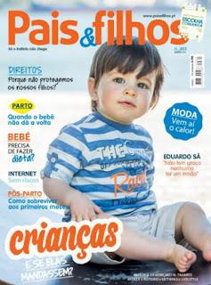 Baixar Revista Pais & Filhos Portugal Ed. 305 Junho 2016