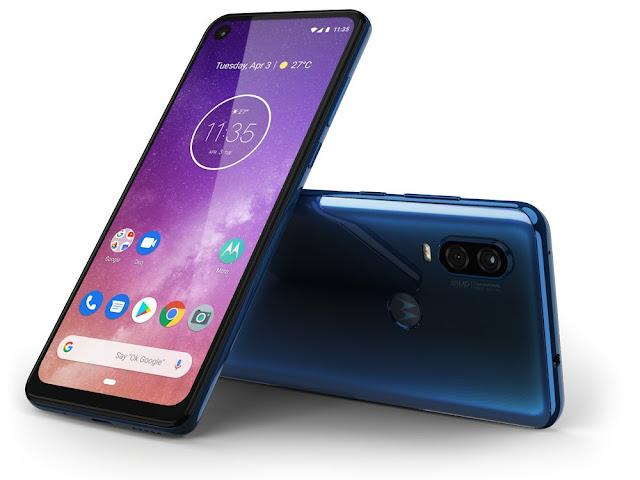 تحديث Motorola One Vision إلى نظام أندرويد 10