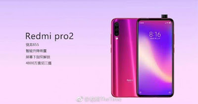 Redmi Pro 2 Phone Spece