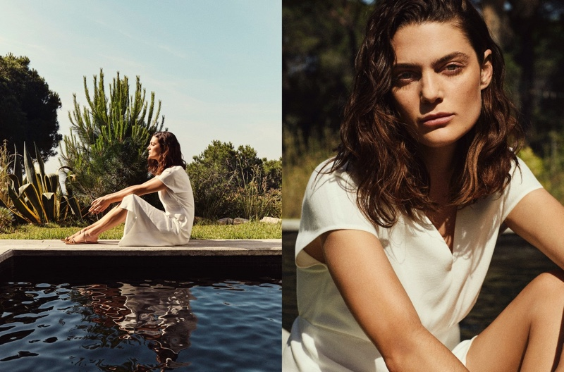 Massimo Dutti 'Summer Pleasures' 2020 Lookbook