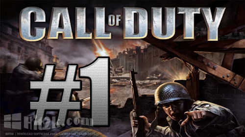 Call of Duty 1 Full RIP PC Game