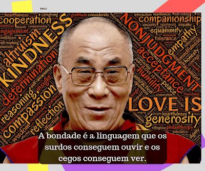 A bondade é a linguagem