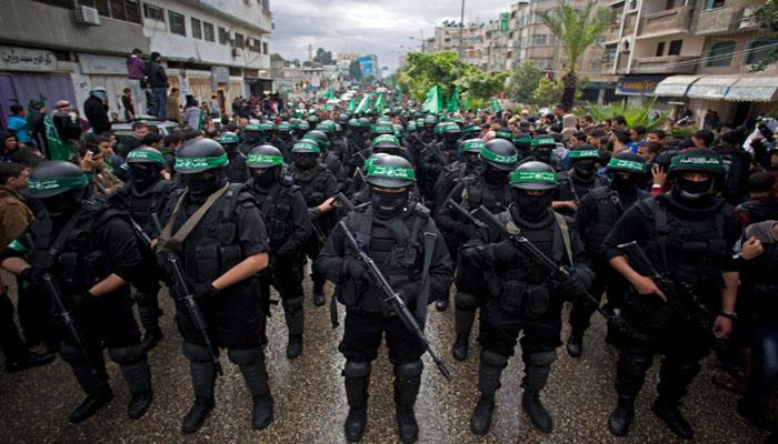 Mengapa Pasukan Hamas Memakai Penutup Wajah