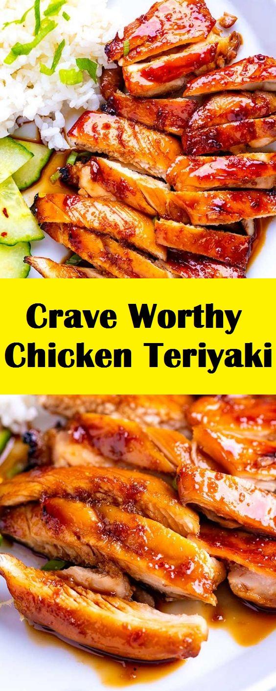 Crave Worthy Chicken Teriyaki
