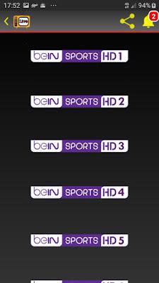 SALAH  TV  تطبيق لمشاهدة القنوات المشفرة والمفتوحة مجانآ على هاتفك الاندرويد 2020
