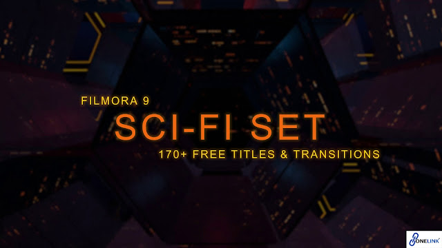 filmora 9 sci-fi set pack free download