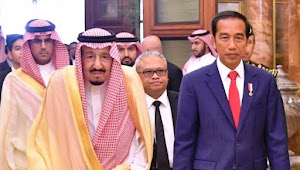 Terpilih Kembali, Presiden Joko Widodo Terima Ucapan Selamat dari Sejumlah Pemimpin Negara