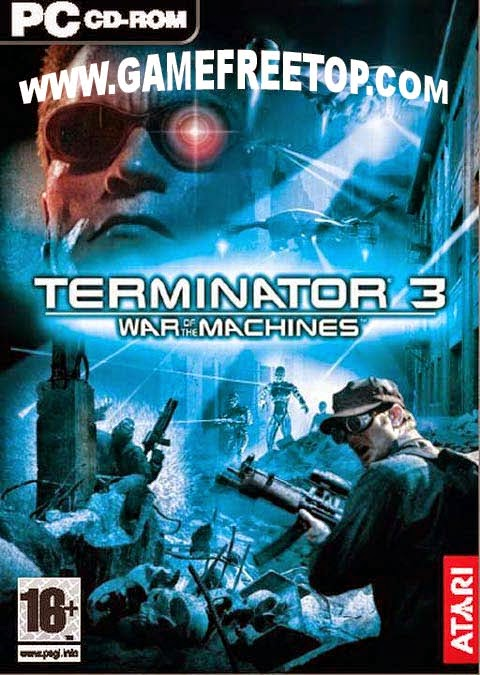 Terminator 3 war of the machines game free download free.
