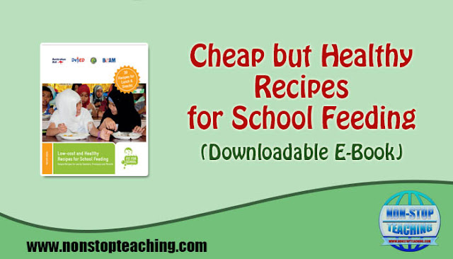 Cheap but Healthy Recipes for School Feeding