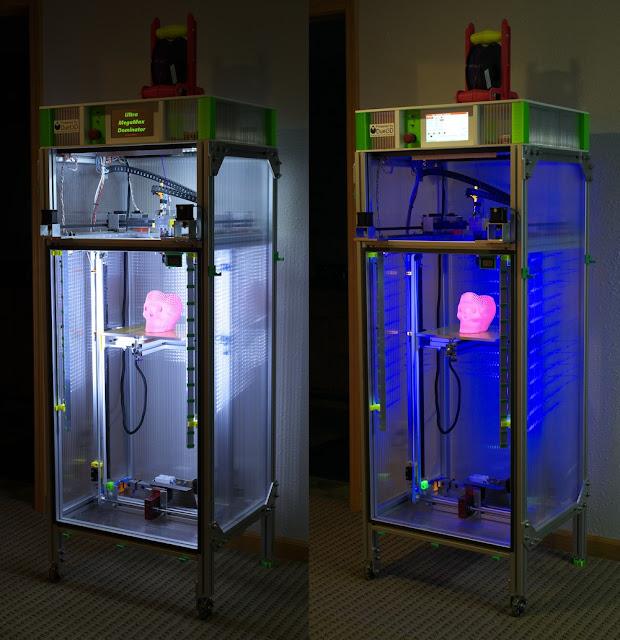Mark Rehorst's Tech Topics: Setting Up a CoreXY Printer's